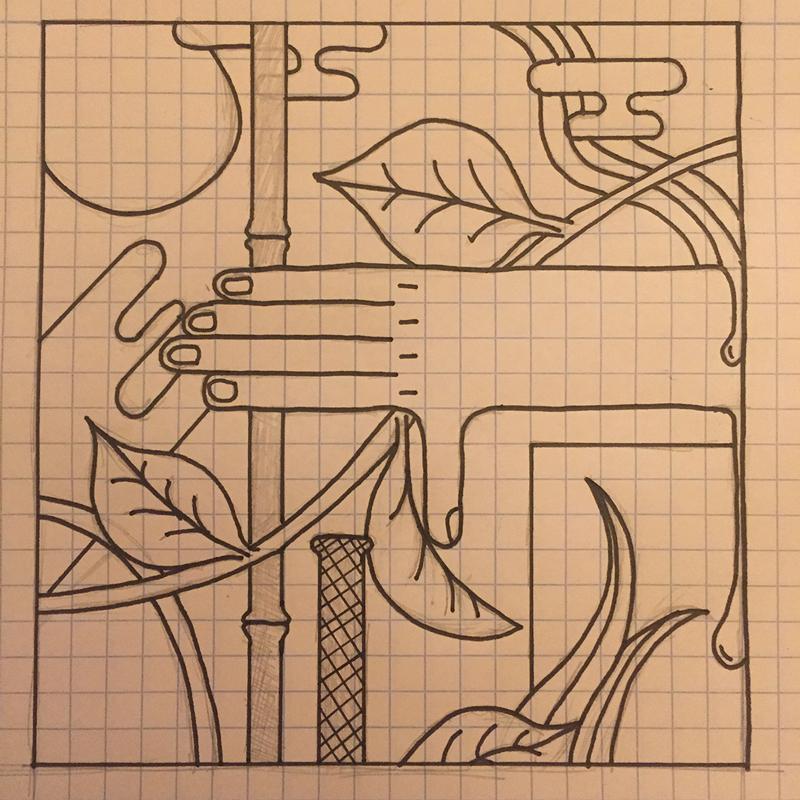 JUNGLE_Drawing
